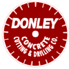 Donley Concrete Cutting – wall sawing, flat sawing & wire sawing in Ohio and surrounding areas Logo